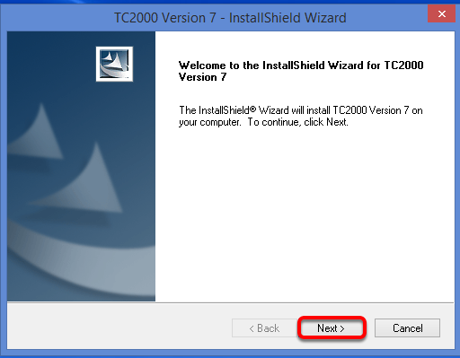 3. Follow the prompts in the InstallShield Wizard.