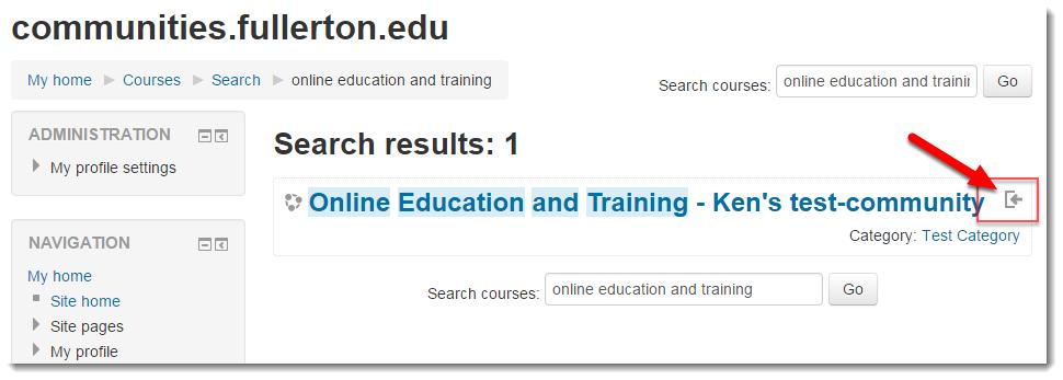 Self-enrollment icon.