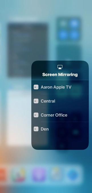 AppleTV options