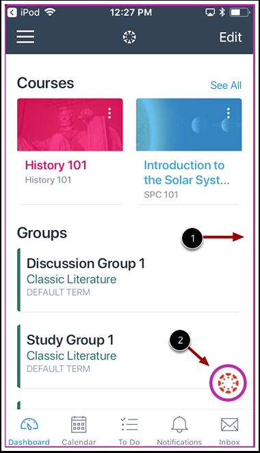 View App as User