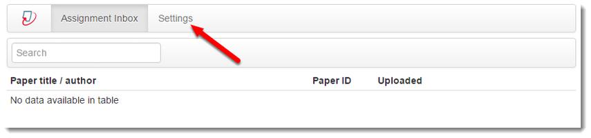 Settings tab is selected.