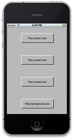 3. Playing multiple audio files