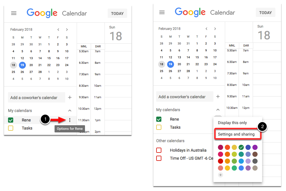 How to use the Calendar Import Add-on – ServiceM8 Help