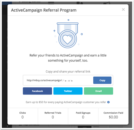 Ambassador program – ActiveCampaign Help Center