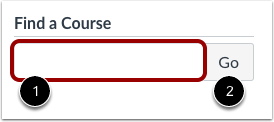 Find Course