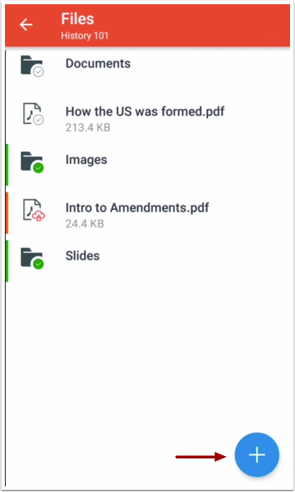 View Files