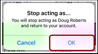 Return to Account