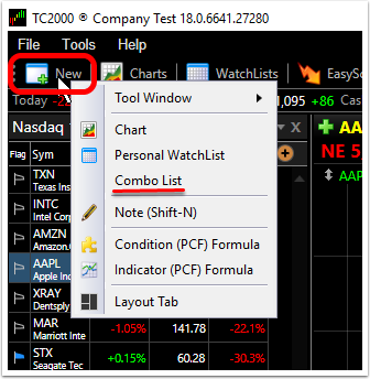How to Add Conditions to a Combo List | What's New In Version 18