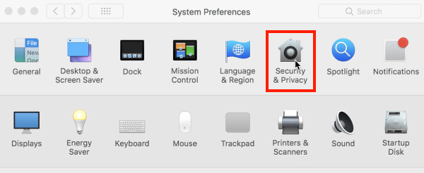 Allow Blackmagic Devices To Be Recognized On Mac Computers Livestream Help Center
