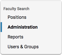 """Click """"Manage"""" and select """"Administration"""" from the dropdown menu"""