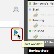 Start a Workflow