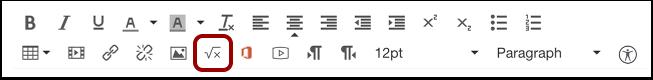 Open Math Editor