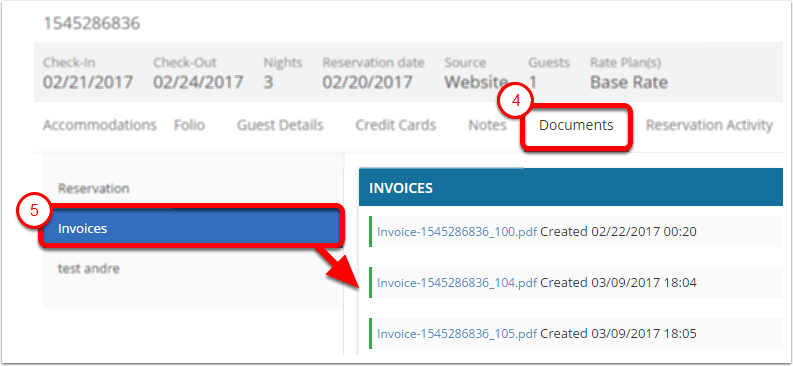 Invoicing How To Manage And Use Myfrontdesk - Invoice 4 you