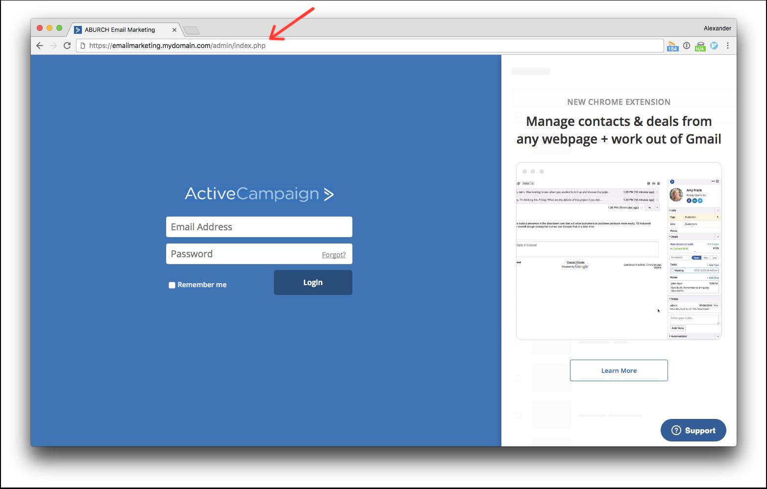 Custom Domain Versus Custom Mail Server Domain Activecampaign Help