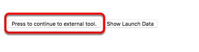 "Click ""Continue to External Tool"""