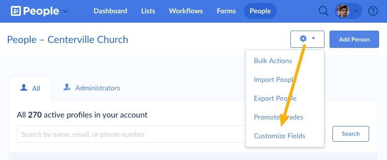 Enabling or Disabling Auto-Import of Social Profiles