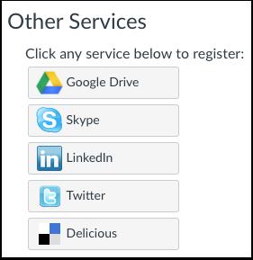 Conectarse a Servicios web