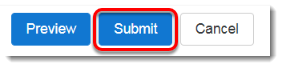 Submit button is selected.