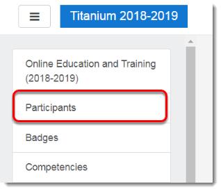 Participants link.