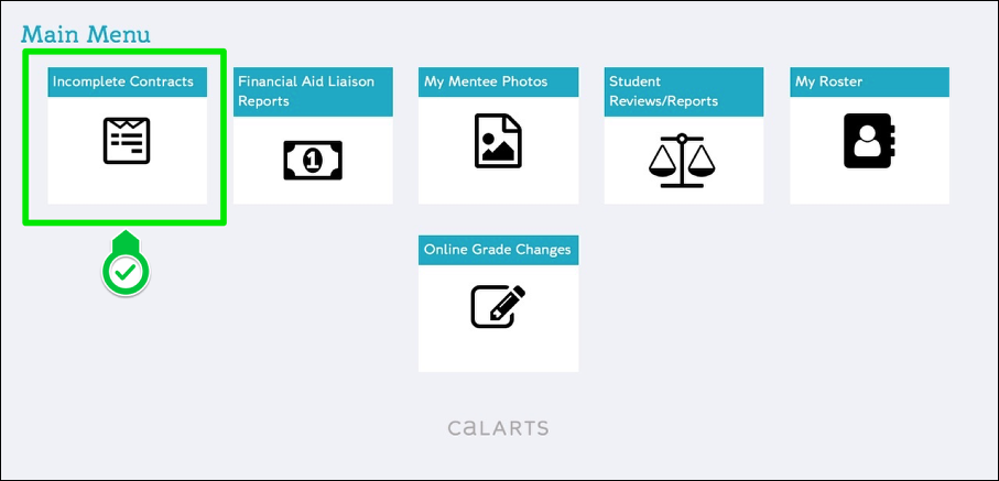 Faculty Submitting Or Reviewing An Incomplete Contract Online - Create contract online