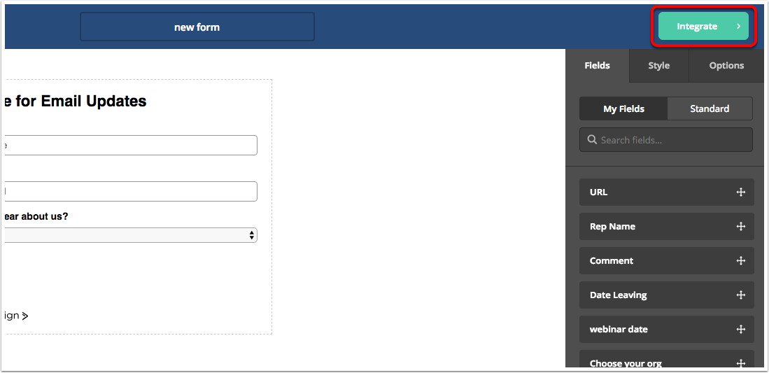 How do I embed a form on my site? – ActiveCampaign Help Center