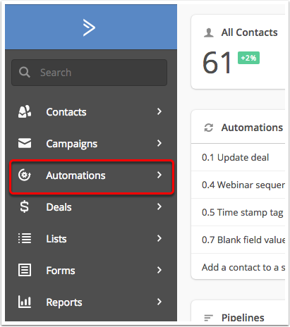 How Do I Save An Automation Email As A Template ActiveCampaign - Save an email as a template