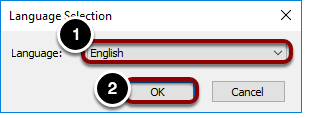 Select Language