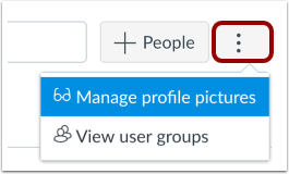 Manage Profile Pictures
