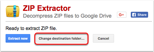 Zip Extractor - Zip/Unzip Files in Google Drive – Oklahoma