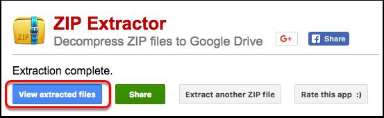 Zip Extractor - Zip/Unzip Files in Google Drive – Oklahoma