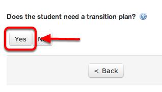 Add a Transition Plan