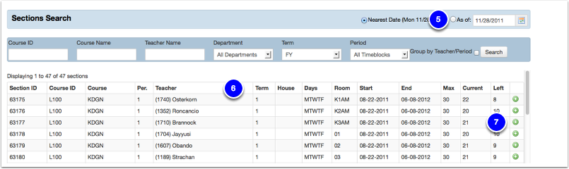 Edit and Delete a Student Schedule/Class – Illuminate Education