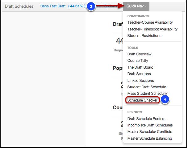 schedule checker illuminate education