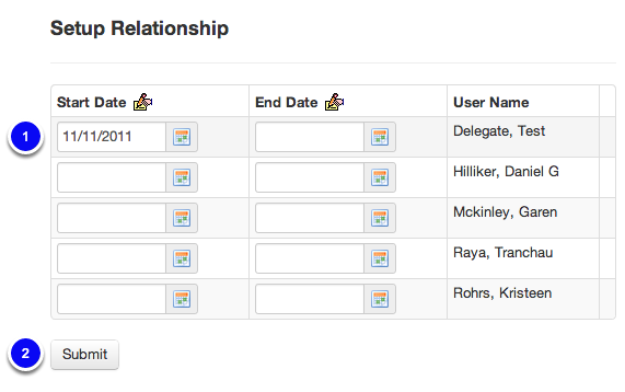 Add a Relationship