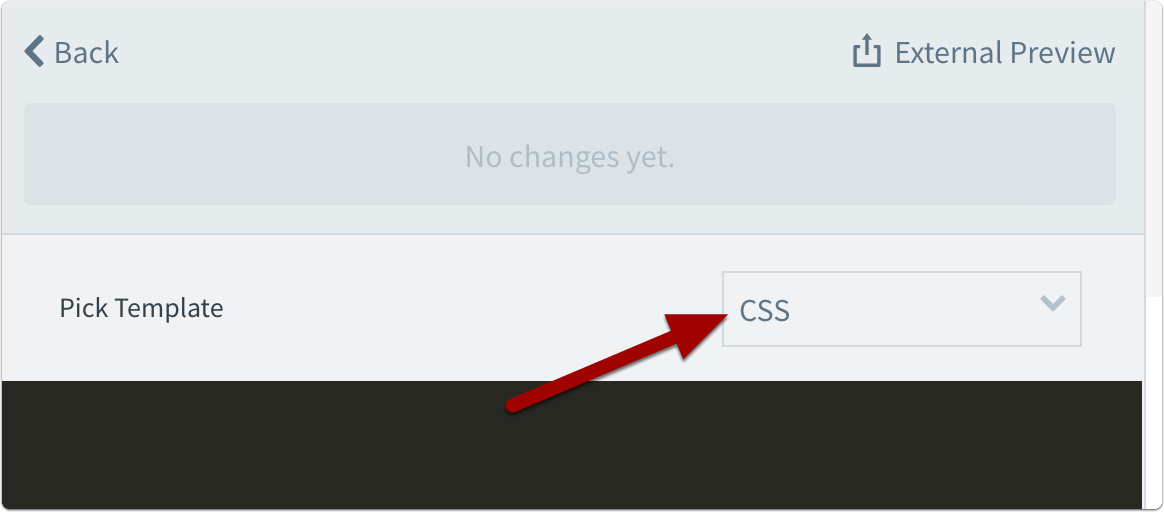 Adding custom css and javascript to your template customizing your edit css maxwellsz