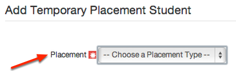 Select Placement