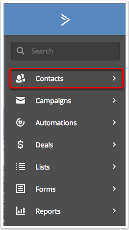 How do I manually add or remove a contact(s) from an automation