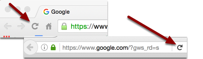 If none of the above works, refresh your browser and empty your cache.