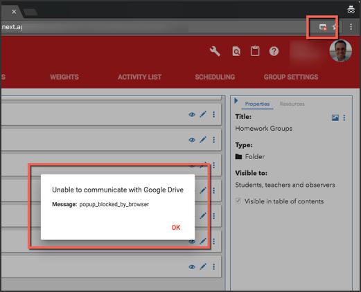 How do I integrate Buzz and Google Drive? – Agilix Help Center