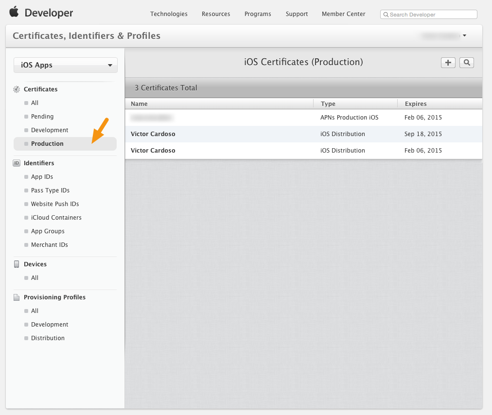 Ios Creating A Distribution Certificate And P12 File Mag