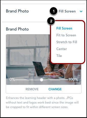 Adjust Image Format