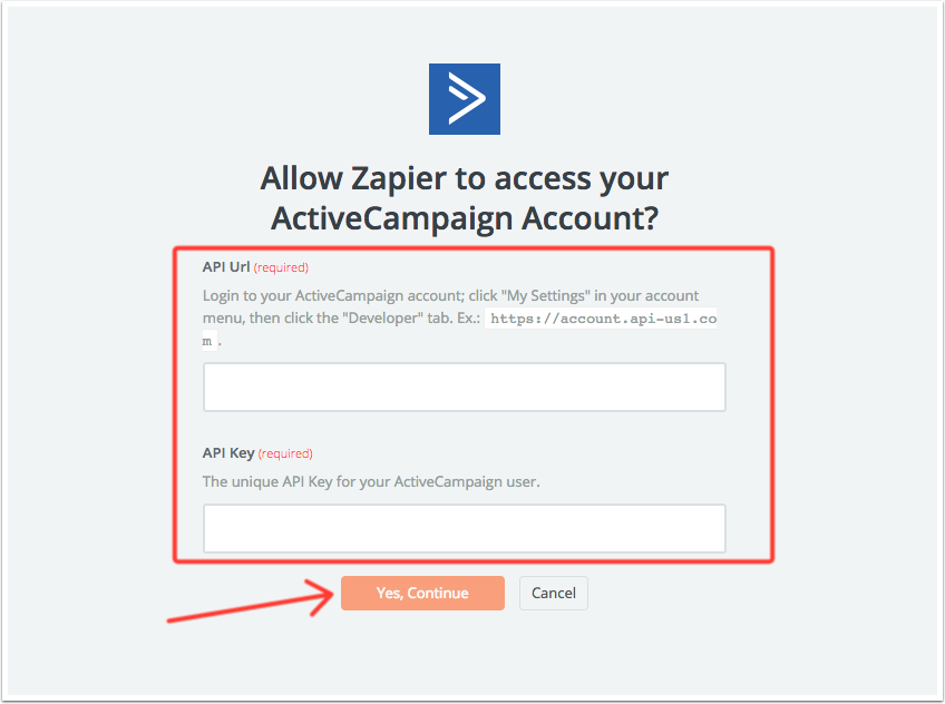 Zendesk integration – ActiveCampaign Help Center