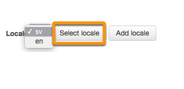 "4. Select your new locale from the menu first and then click ""Select locale"""