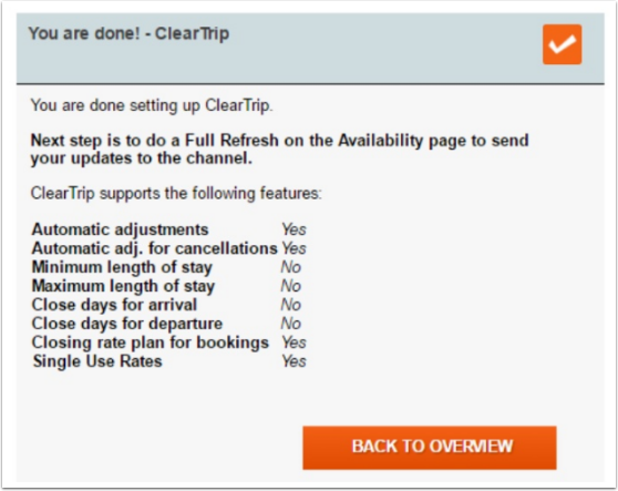 Connecting Cleartrip To Myallocator Myallocator