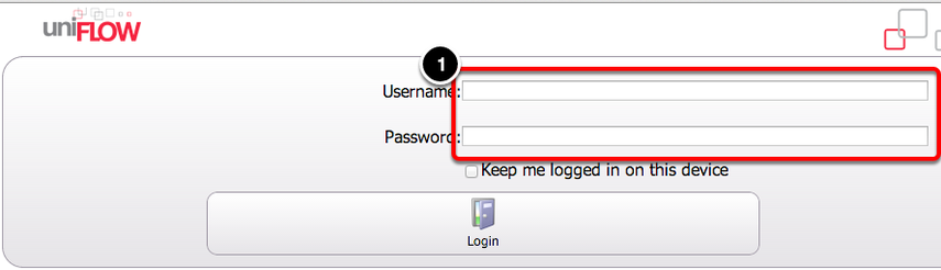 Log on to the Web Release Interface