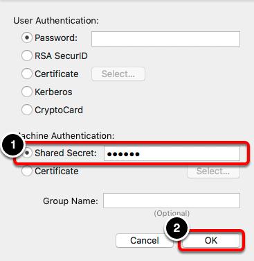 Configure Authentication