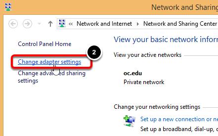 Configure the New VPN