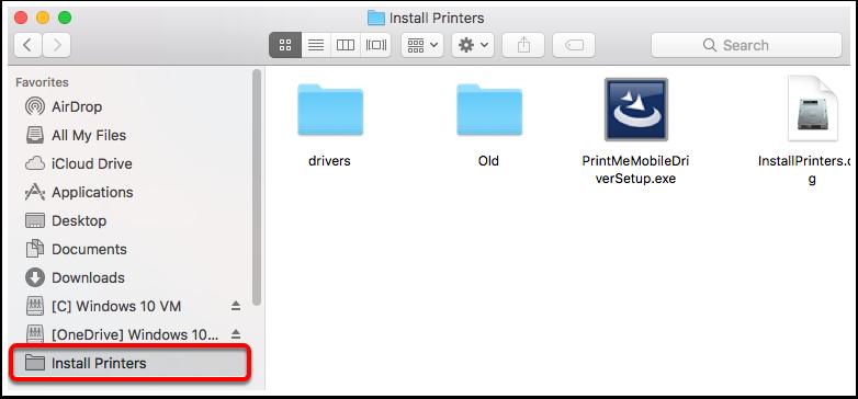 mac network share on desktop
