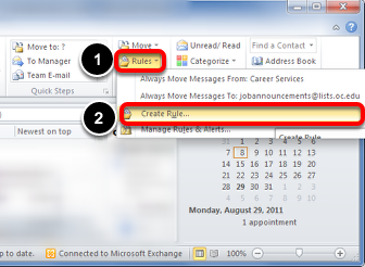 Outlook 2010 for Windows