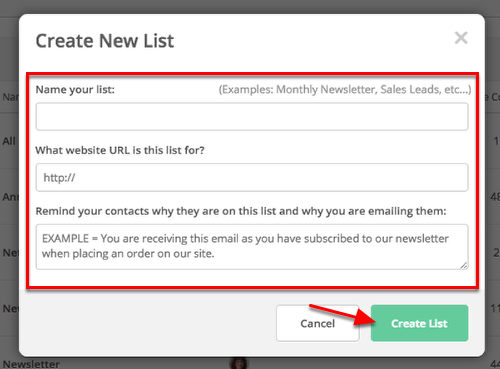 Walkthrough Of Creating And Sending An Email Campaign